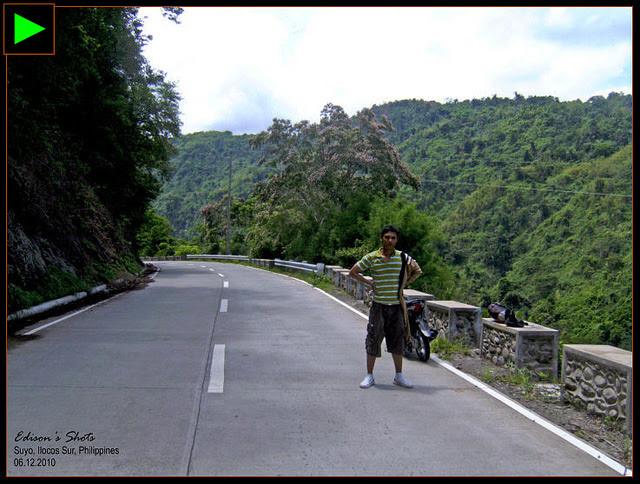 TAGUDIN-CERVANTES-SABANGAN ROAD
