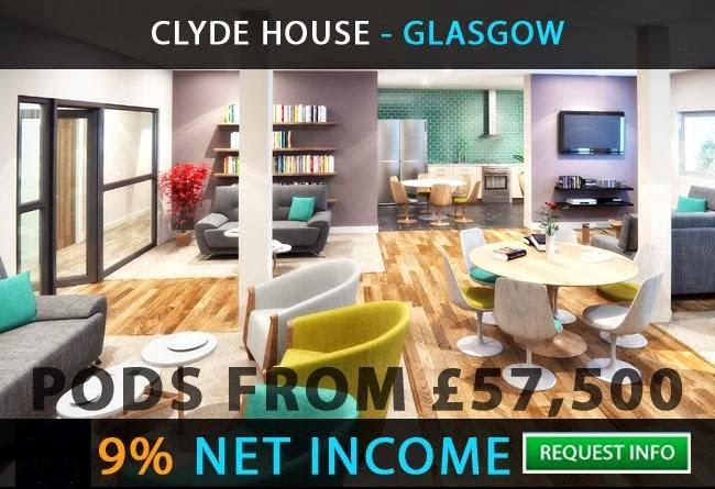 英國投資 房地產 學生宿舍