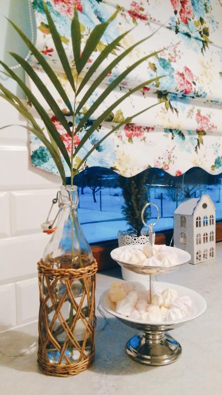 dekoria, metamofroza z dekorią, rolety rzymskie, rolety rzymskie dekoria, kuchnia ikea