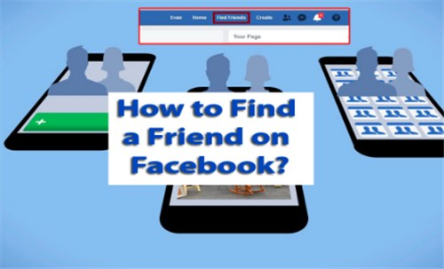 Finding Friends On Facebook