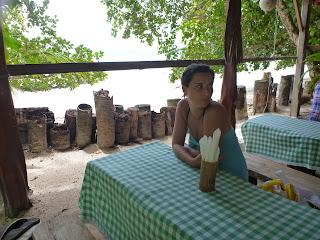 L'Ambousir - La Digue - Seychelles