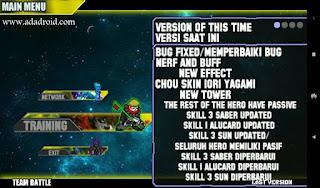 Download Update Naruto Senki Mod Moba Mugen V1.3 by Syarifad Apk