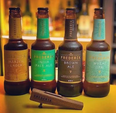 Frederik Wheat IPA Bira Değerlendirmesi ve Frederik Türk Tuborg Bira Serisi