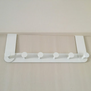 IKEAのENUDDEN ドアに付けるハンガー