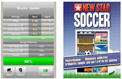 New Star Soccer v4.08 Mod Apk (Unlimited Money)