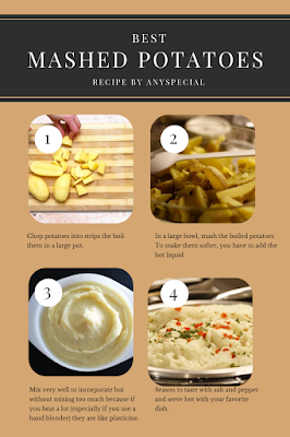 10 tips on how to prepare the best and delicious mashed potatoes