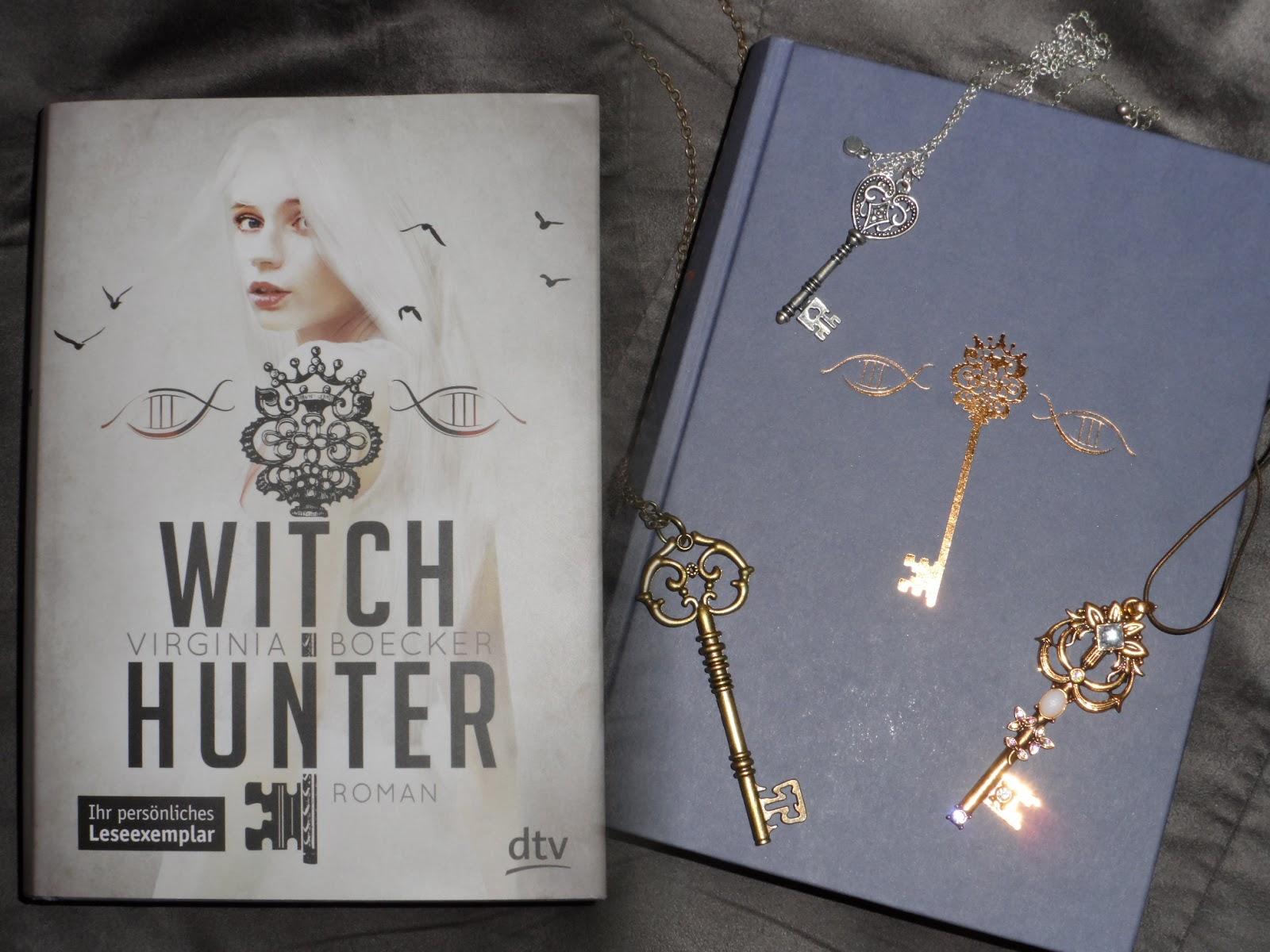 Hunter Buch