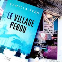 Livre Le village perdu - Camilla Sten