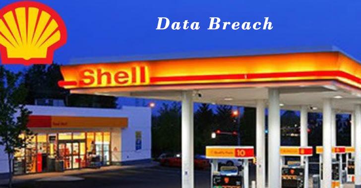 Shell Suffers Data Breach