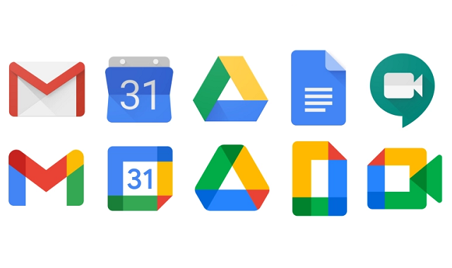 The icons of Google Workspace might just be too overwhelming for the users