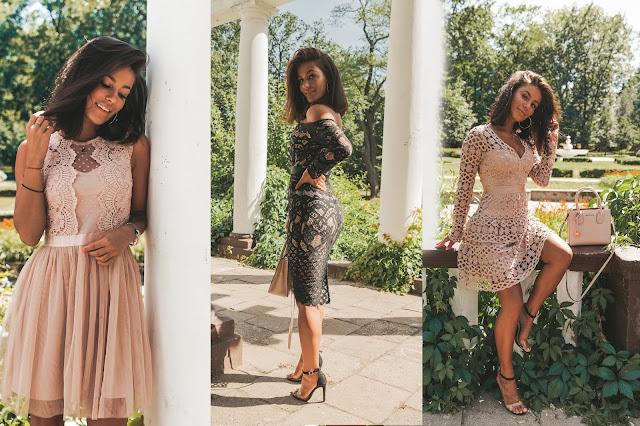 Moje propozycje 3 eleganckich sukienek  - Czytaj więcej