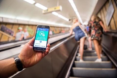 Elindult a fővárosi közlekedési mobiljegy próbaalkalmazása