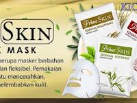 PrimeSkin Invisilk Masker