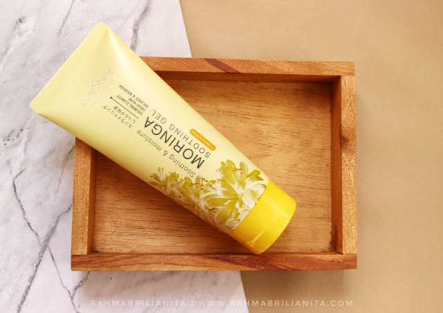 Skincare daun kelor, evershine moringa