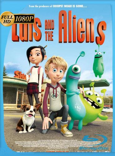 Luis y Los Aliens (2018) HD [1080p] Latino Dual [GoogleDrive] TeslavoHD