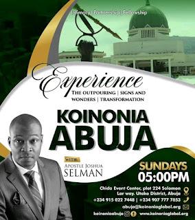 Koinonia in Abuja