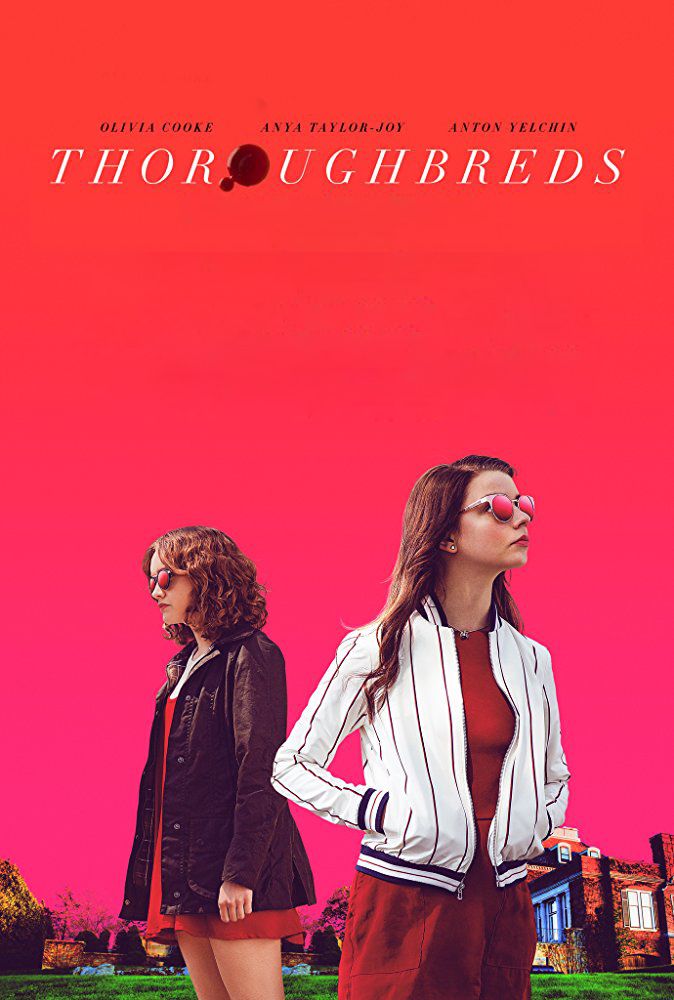 Thoroughbreds [2017] [DVDR] [NTSC] [CUSTOM HD] [Latino]