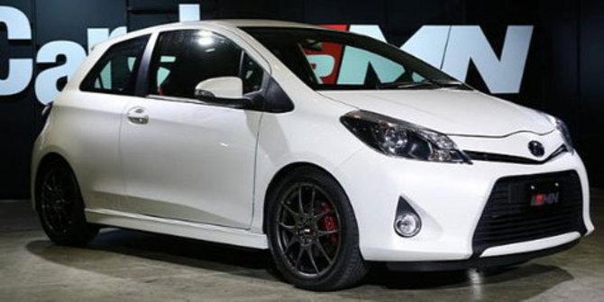 Toyota Yaris Rekomendasi City Car Murah dan Terbaik ...