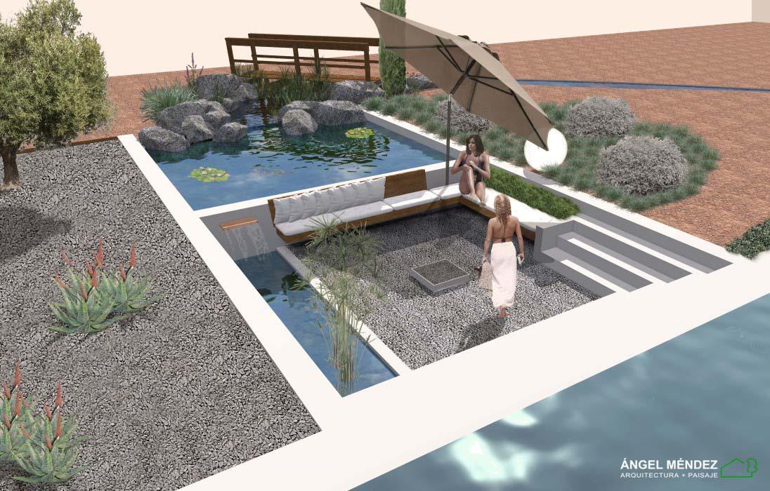 ideas para jardines, arquitectura paisaje, proyectos jardines, cómo hacer un proyecto de paisajismo, diseño jardines, paisajistas, tutoriales paisajismo, paisajistas Badajoz, paisajistas Cáceres, paisajistas Extremadura