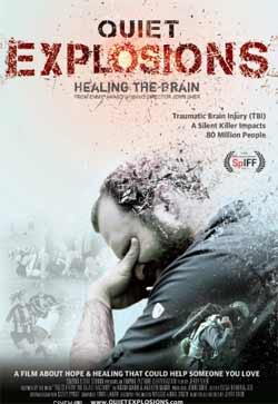 Quiet Explosions: Healing the Brain (2019)