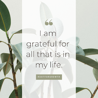 Be grateful with gratitude affirmations law of attraction and positive affirmations