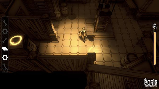 Boris and the Dark Survival is a gloomy adventure action game in which you have to fight for the life of the main character, coping with unexpected trials and obstacles on the way to the set target.