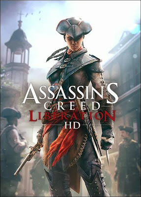 Cover Of Assassins Creed Liberation HD Full Latest Version PC Game Free Download Mediafire Links At worldfree4u.com