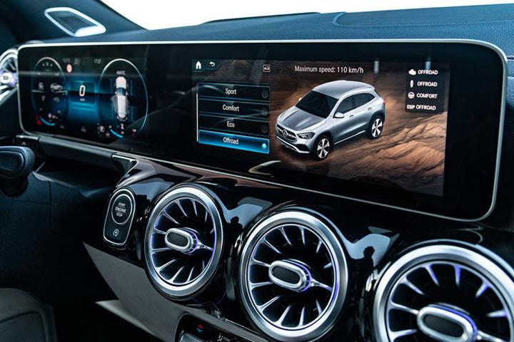 Mercedes-Benz bán option lãi ngang bán xe