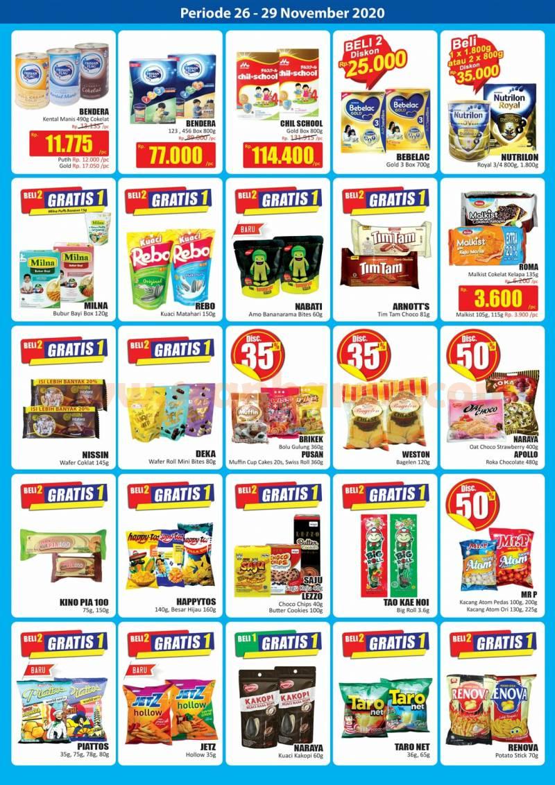Katalog Promo JSM Hari Hari Swalayan Weekend 26 - 29 November 2020 3