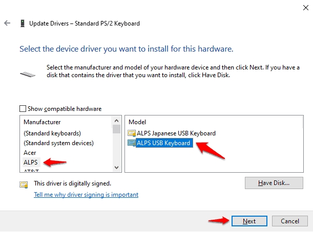 how to disable laptop keyboard keys