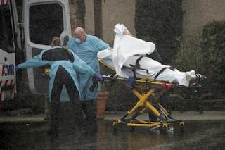 U.S. Coronavirus Death Toll Surpasses 1,000