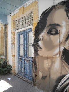 Things to do in Nicosia: find street art on your Cyprus itinerary