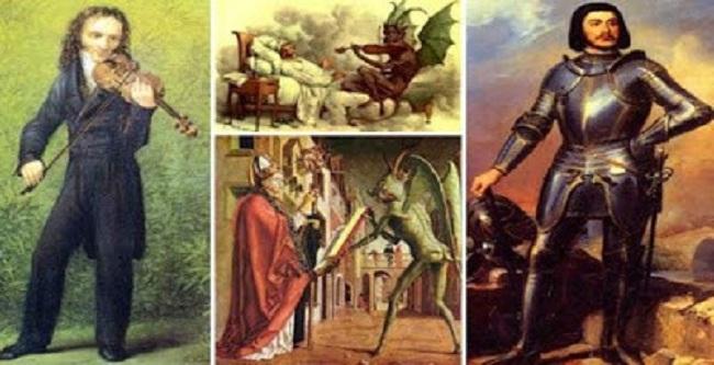 Δέκα άνθρωποι που πούλησαν την ψυχή τους στον διάβολο