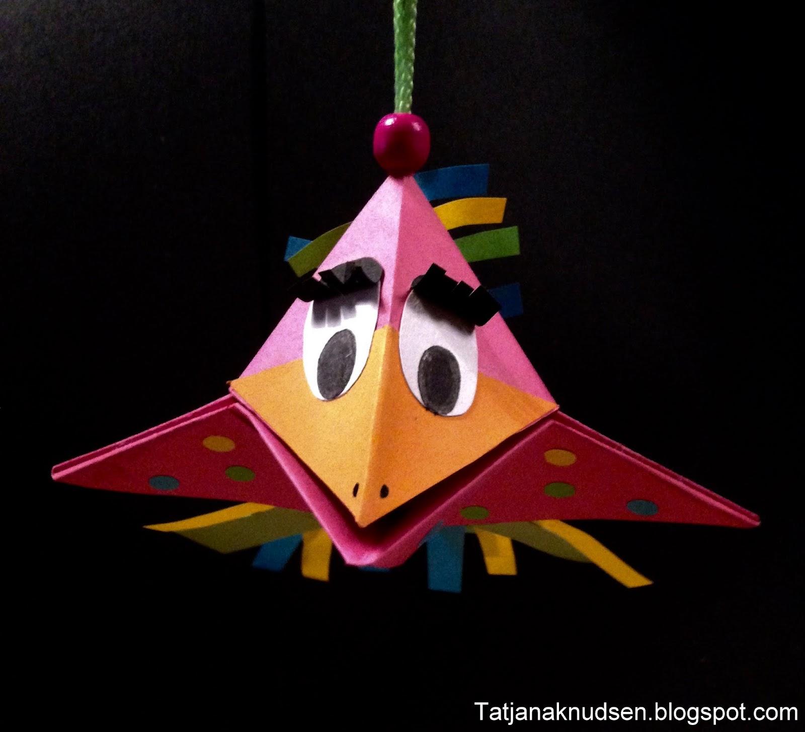 Meet The Creative Part of Me : Nip-nap fugl det er cool.