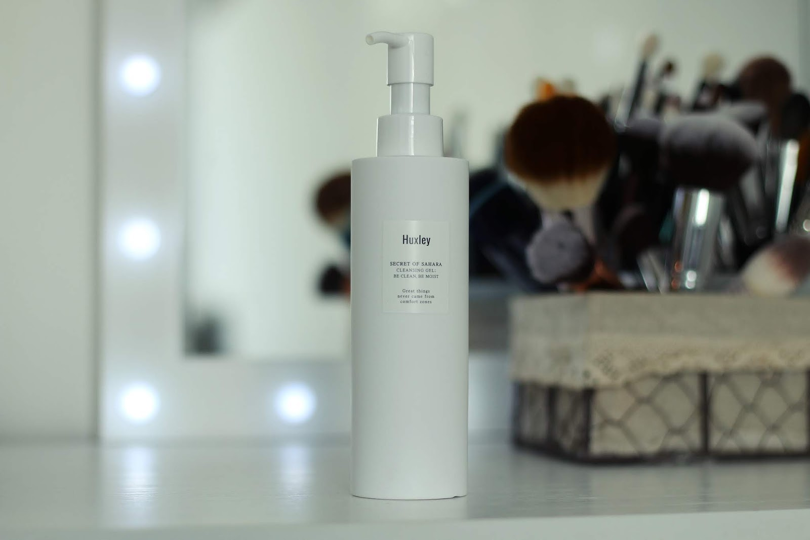koreański olejek do mycia twarzy