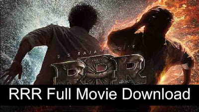 RRR Full Movie download in Hindi Dubbed HD 720p