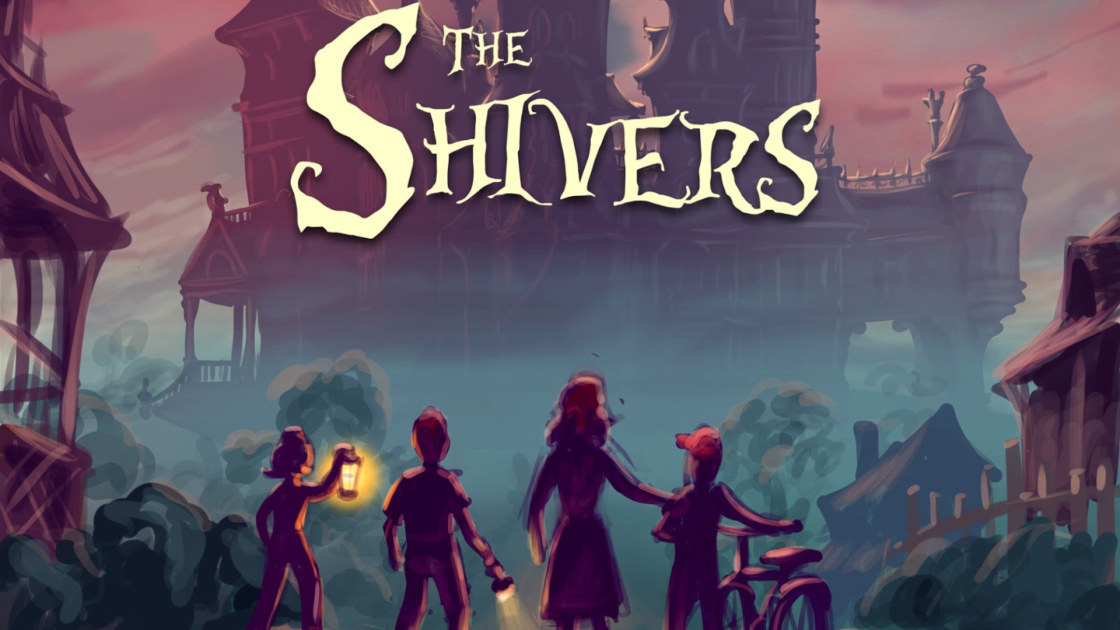 2020 Most Anticipated Games Best Kickstarter The Shivers Board Game