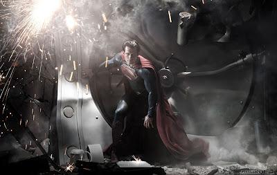 Primera imagen de man of Steel