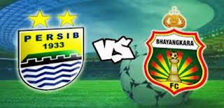 Persib Bandung Lawan Bhayangkara FC Tanpa Lima Pemain Pilar