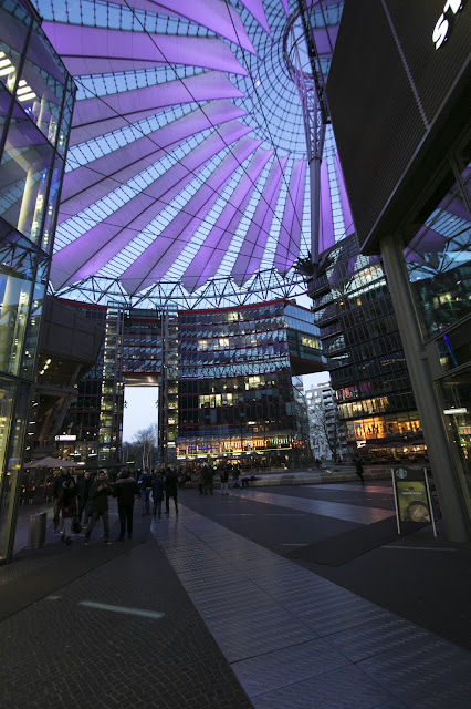 Sony center-Berlino