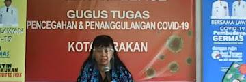 Press Release COVID-19 Tarakan 24 Juli 2020