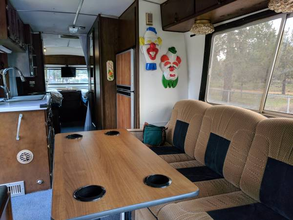 Used Rvs Lovingly Restored 1973 Dodge Travco 270 For Sale By Owner