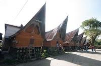 Rumah adat khas suku Batak