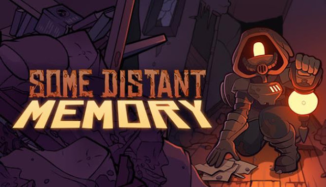 Some Distant Memory is a very interesting puzzle game and at the same time a quest in which you have to go to the alternative future