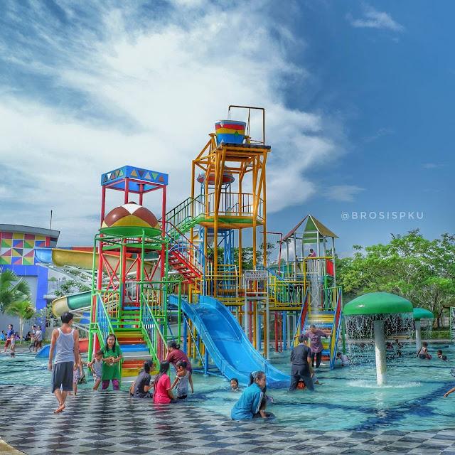 Jam Buka, Tiket Masuk dan Alamat Boombara Waterpark Pekanbaru
