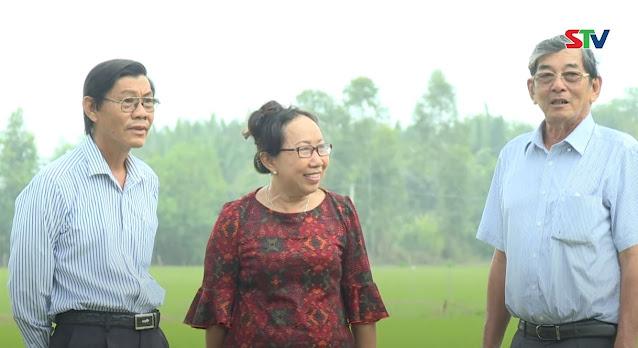 Nhóm nghiên cứu gạo ST
