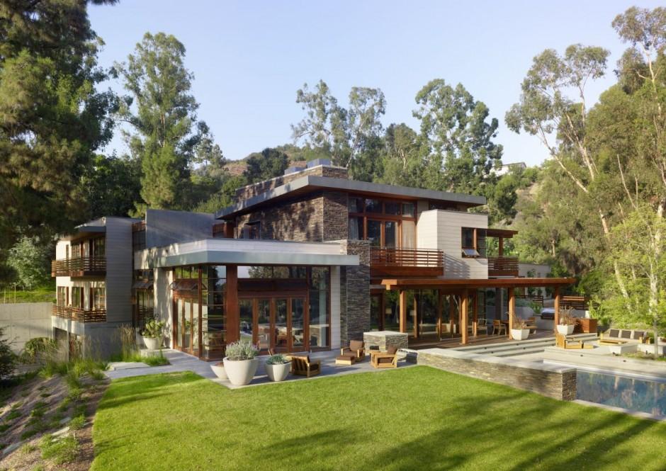 Modern Dream Home Design, California | Architectural ...