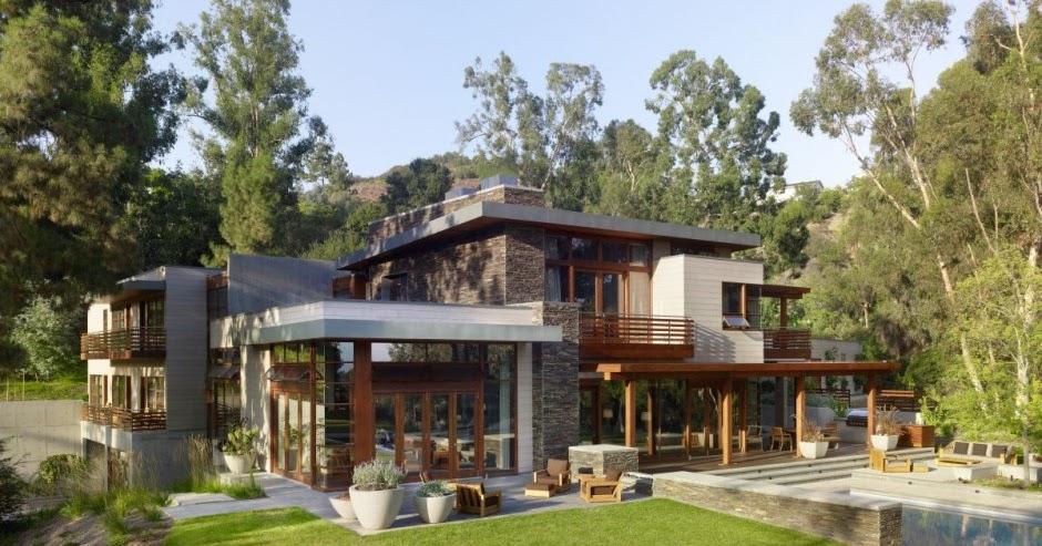 Modern Dream Home Design, California   Architecture ...