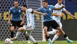 وفازت الأرجنتين على أوروجواي في تصفيات كأس العالم