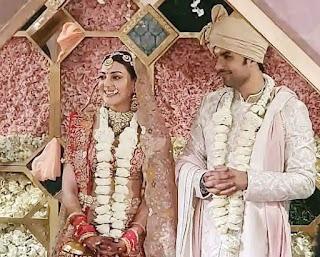 Kajal Agarwal Marriage Photo